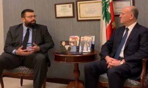 ريفي استقبل الحريري وجمالي: ليكن 14 نيسان يوم طرابلس الأبية