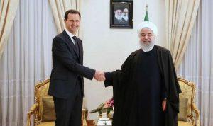 النظام السوري يُعزّز علاقته بطهران ويضغط لبنانياً