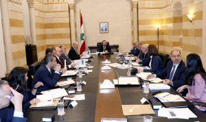 اجتماع للجنة الوزارية المكلفة دراسة خطة الكهرباء