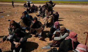 """فرار 60 ألف شخص من آخر جيب لـ""""داعش"""" في سوريا"""