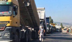 مالكو الشاحنات العمومية: لتعديل الدوام ورفض العمل يوم الاحد
