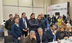 """فوز تحالف """"المستقبل"""" في انتخابات المرحلة الأولى في نقابة المهندسين في الشمال"""