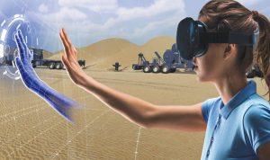 ما هي تقنيّة اللمس الإفتراضية؟