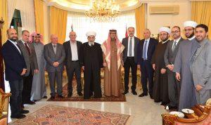 بخاري: رسالتنا الحفاظ على سيادة لبنان واستقراره