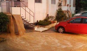 أمطار الربيع… انهيارات وحوادث وإصابات! (بالصور)