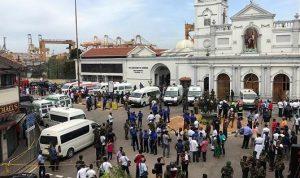 مقتل 3 شرطيين في الانفجار الثامن في سريلانكا