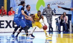 الرياضي يُقصي الشانفيل ويتأهل الى نهائي بطولة لبنان