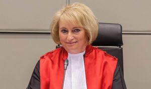 خلال زيارتها.. هذا ما فعلته رئيسة المحكمة الدولية الخاصة بلبنان