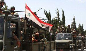 إدلب.. اشتباكات بين الجيش السوري والمسلحين الموالين لأنقرة
