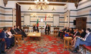 آخر المستجدات بين الحريري والرئيس البلغاري