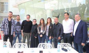 بالصور: يوم ترفيهي لمؤسسةإيناس في الـUSEK