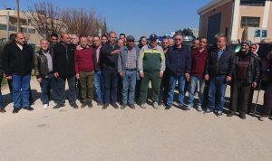 إضراب مفتوح لعمّال تشغيل أنظمة المياه في بعلبك
