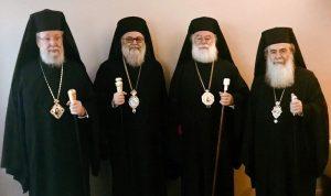 رؤساء الكنائس الأرثوذكسية في الشرق الأوسط: لحماية المؤمنين من التعديات