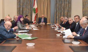 """كتلة """"التنمية"""" ناقشت اقتراح قانون انتخابات جديد"""