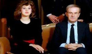 السلطات تجمد أرصدة ابنة بشرى الأسد في لندن