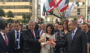 الرئيس البلغاري: تطوير التعاون الاقتصادي يتطلب ثقة متبادلة