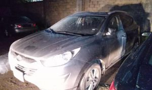 توقيف شخصين من أخطر عصابات سرقة السيارات