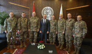 بو صعب للأعضاء الجدد في المجلس العسكري: نثق بالجيش
