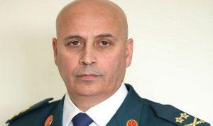 الجيش: تعيين العميد الركن الياس الشامية عضوا في المجلس العسكري وترقيته إلى رتبة لواء ركن