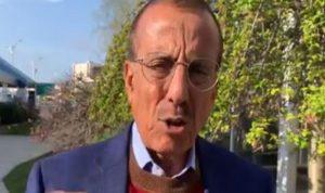 رجل أعمال إماراتي يدعو دول الخليج للتعاون مع إسرائيل (بالفيديو)
