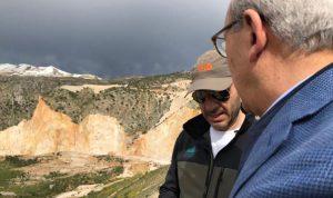 وزير البيئة: لا محميات سياسية بعد اليوم لعمل الكسارات