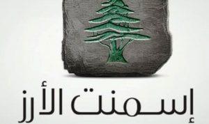 """شركة """"إسمنت الأرز"""": قرار أبو فاعور كان متسرعا وكيديا وسياسيا"""