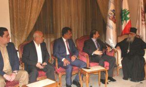 كرامي: نأمل التوفيق في نقل لبنان إلى بلد مستقر