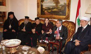 السنيورة: إنزلوا وانتخبوا ديما جمالي لأنها تمثّل فكرة استعادة الدولة