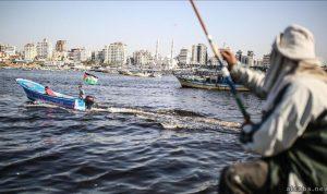 إسرائيل تخفف القيود على الصيادين في غزة
