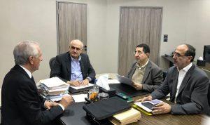 الحاج حسن: نشجع على الاسراع بإصدار الموازنة