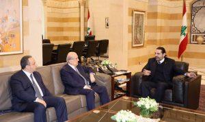 خطة للاصلاح الاقتصادي بين الحريري وطربيه