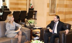 """سويسرا تؤكد دعم لبنان و""""اليونيسيف"""" تشكر كرم اللبنانيين"""