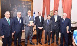 لبنان في مجلس اعادة الانماء والاستثمار لريو دي جينيرو