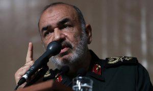 قائد الحرس الثوري: إيران اختبرت صاروخاً جديداً