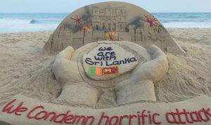 هكذا عبّر هندي عن تضامنه مع ضحايا سريلانكا! (بالفيديو)