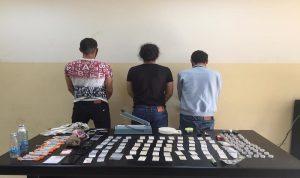 توقيف عصابة للاتجار بالمخدرات في كسروان وجبيل