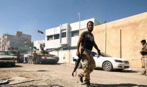 """""""داعش"""" يهاجم قوات حفتر في ليبيا"""