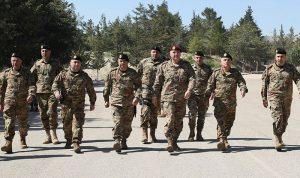 قائد الجيش للعسكريين: حقوقكم وتعويضاتكم محفوظة
