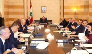 احتدام النقاش في جلسة اللجنة الوزارية: رفض واعتذار!