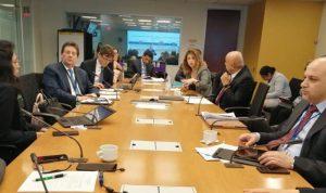 كنعان: ملف النازحين لا يجوز ان يدخل بحسابات البنك الدولي