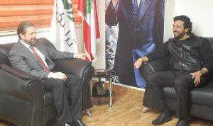 كرامي التقى سامر كبارة: مستمرون في موقفنا المقاطع للانتخابات