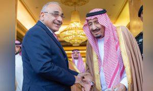 بعد طهران… رئيس وزراء العراق في الرياض