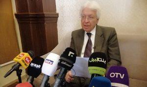 سكرية: من راكم الفساد لا يؤتمن على حراسة تنفيذ توجهاته