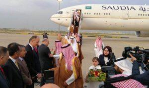 وفدٌ سعودي كبير في بغداد
