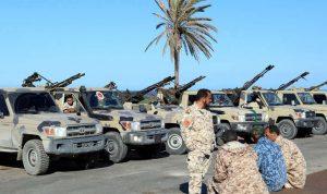 7 قتلى و55 جريحا في اشتباكات طرابلس