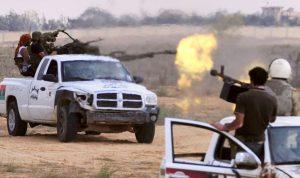 مجلس الأمن: لوقف إطلاق النار في ليبيا