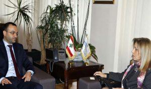 داوود بحث مع سفيرة تشيلي في العلاقات الثنائية