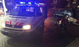 أول مهمة لـmoto ambulance