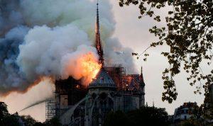 حريق نوتردام… وقيامة الكنيسة
