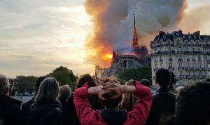 لهذا السبب كان من الصعب إخماد حريق نوتردام!